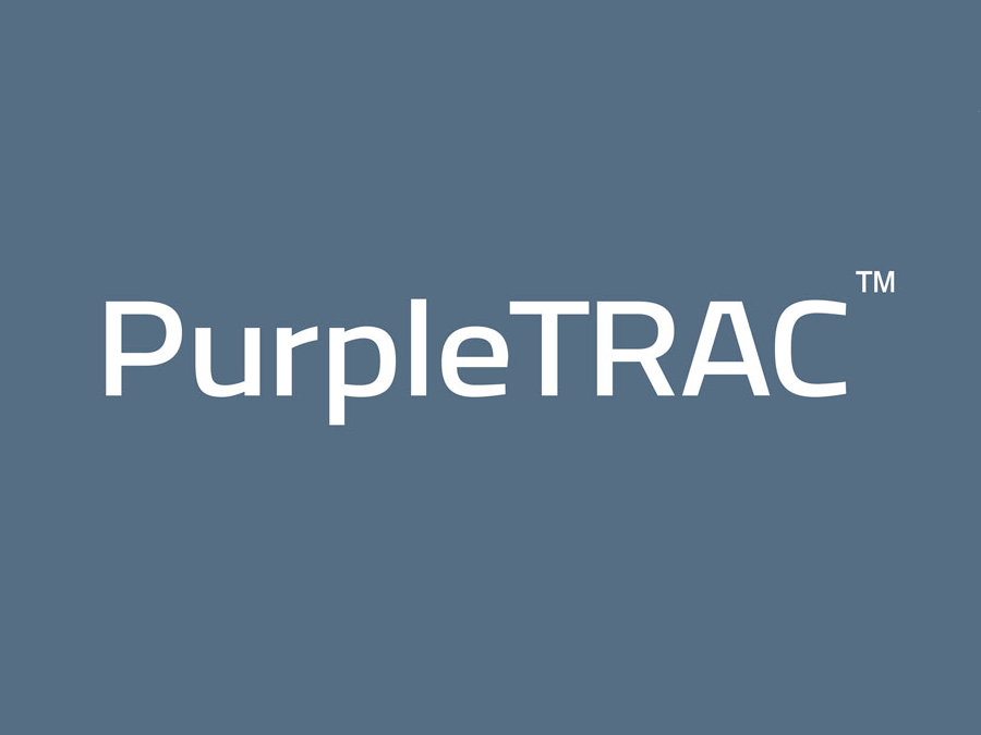 PurpleTRAC UI design