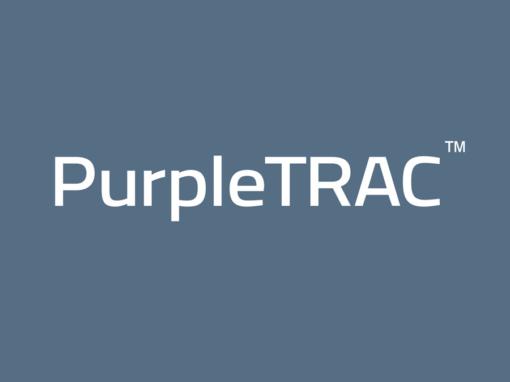 PurpleTRAC UI design